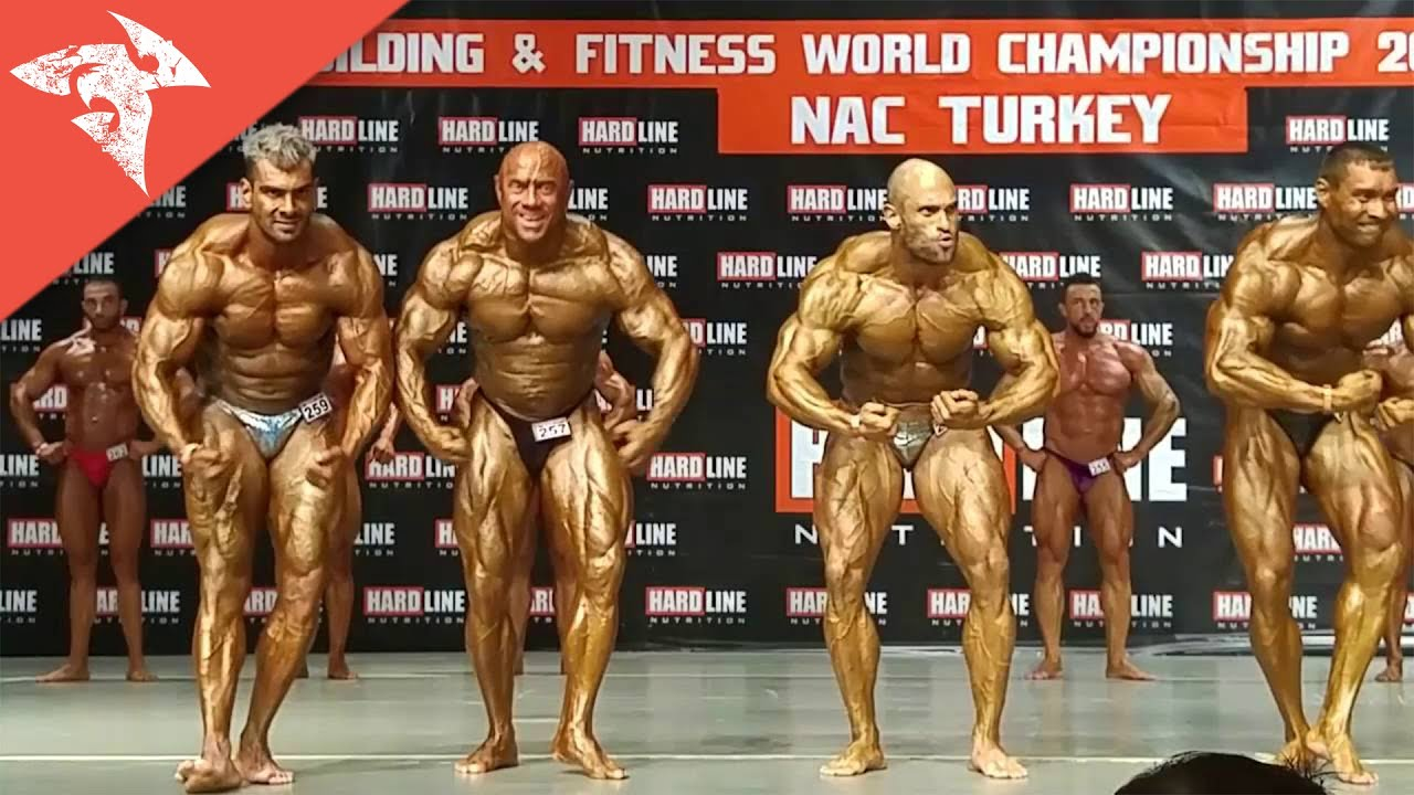 Nac Dünya Vücut Geliştirme Şampiyonası