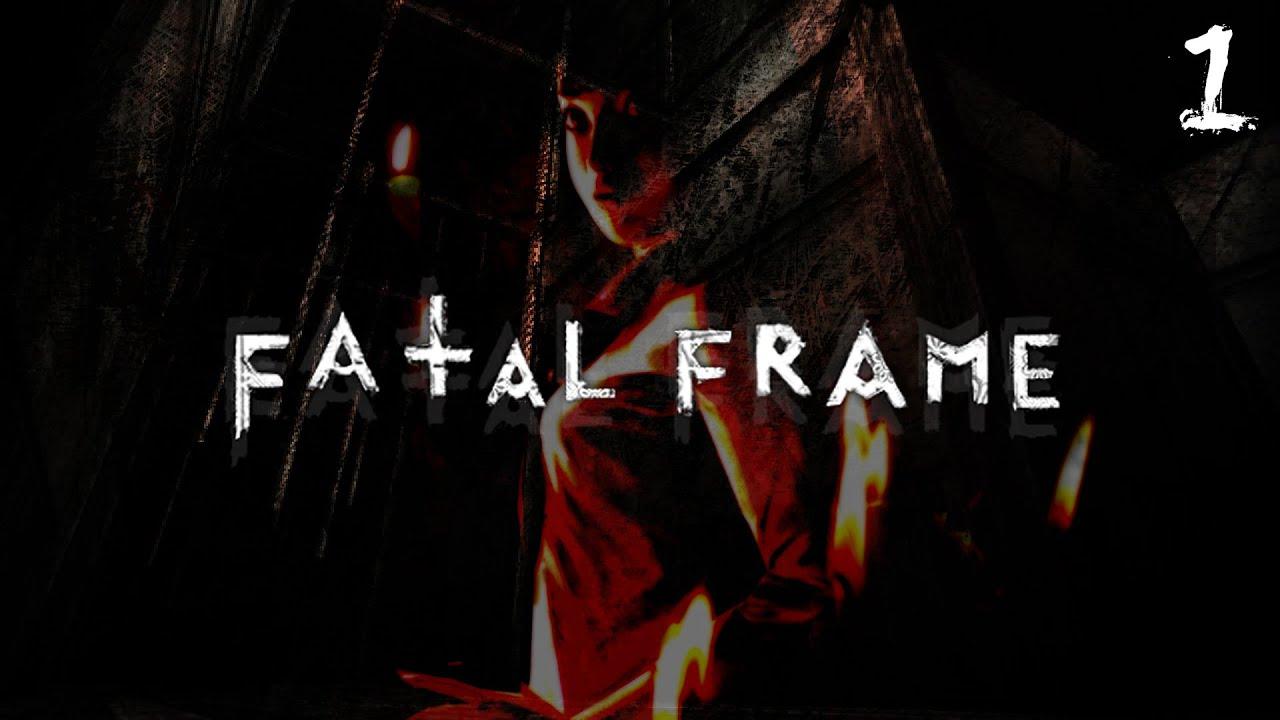 Fatal Frame - Walkthrough Part 1: Himuro Mansion - YouTube