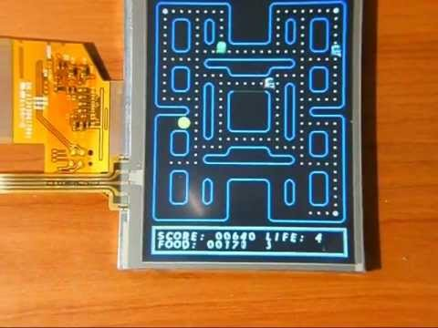 how to make an led turn on on avr atmel