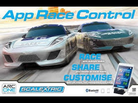 Scalextric Set Review: ARC ONE
