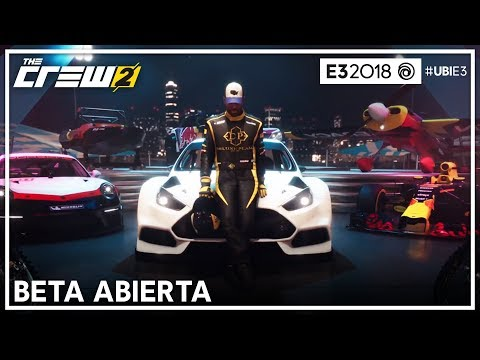 The Crew 2 - Trailer Beta Abierta E3 2018
