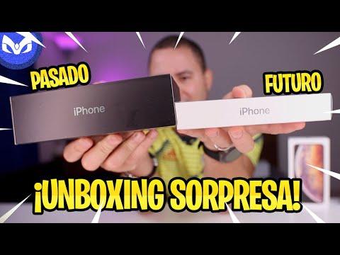 PRIMER iPhone SIN CARGADOR UNBOXING!!!!!!!
