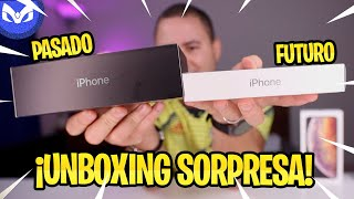PRIMER iPhone SIN CARGADOR UNBOXING!!!!!!!