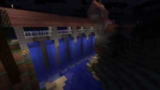 Download Minecraft Lake with Piston Dam Mp3 and Videos