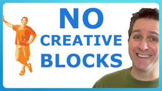 CREATIVE BLOCK TIPS! WRITING, MUSIC, DRAWING, SCULPTURE....