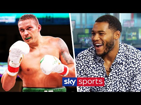 Would Oleksandr Usyk beat Anthony Joshua? | Michael Hunter | T2T