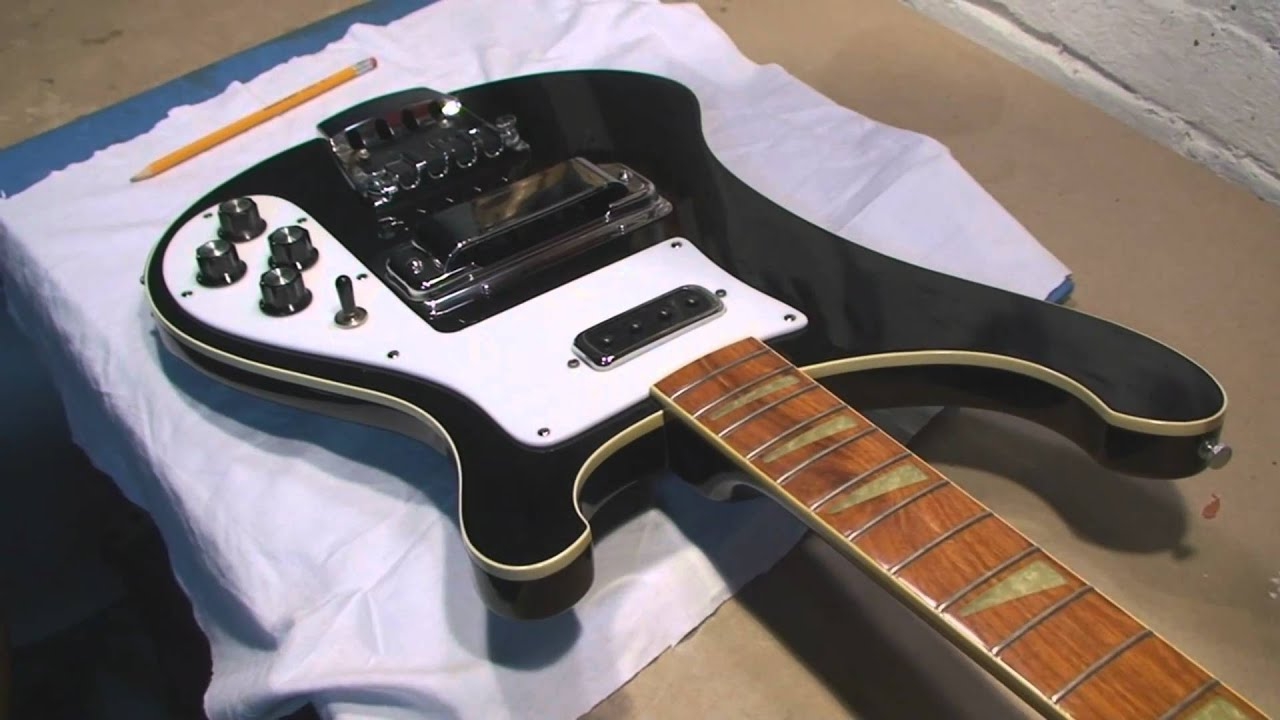 Rickenbacker Bass Guitar Repair and Review - YouTube