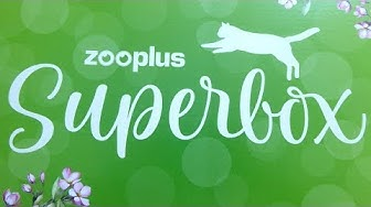 Zooplus Superbox Frühling 2019 - Unboxing
