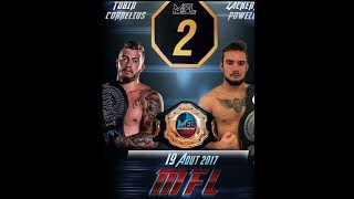 MFL 2 - Zackery Powell vs Tobin Cornelius