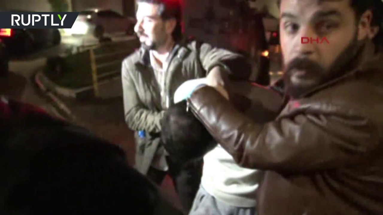 Reina nightclub attacker arrested during special operation in Istanbul