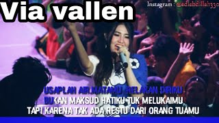 Via Vallen Bagaikan Langit dan Bumi Versi Reggae like heaven and earth versi reggae