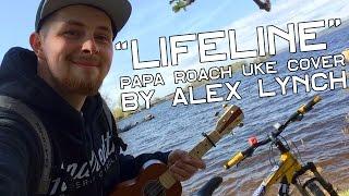 """Lifeline"" Papa Roach uke cover by Alex Lynch"