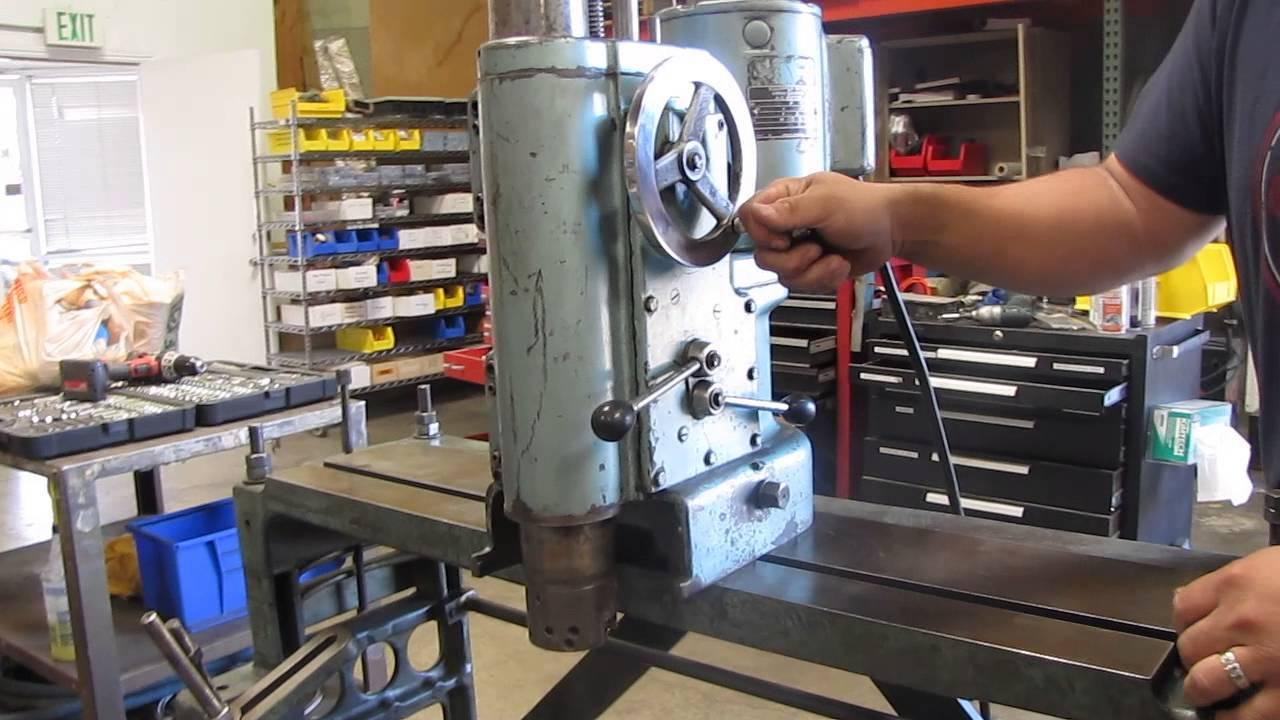 Kwik Way Engine Block Cylinder FL Boring Bar with FH-51 ...