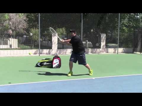 FOREHAND POWER MOVE DRILL