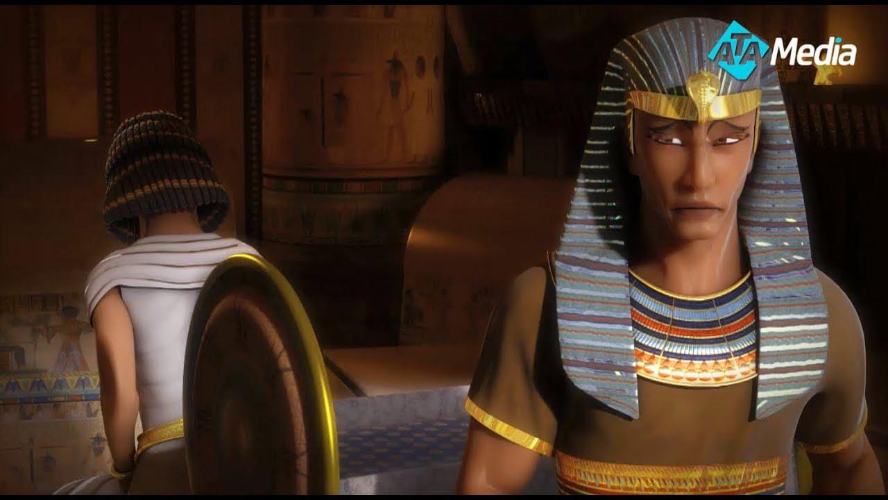 حالة غريبة حدثت مع فرعون الابن عند موت اي مولود له