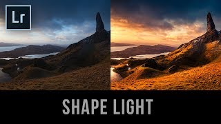 Dramatically Shape the Light and Mood Using Adjustment Brushes in Lightroom