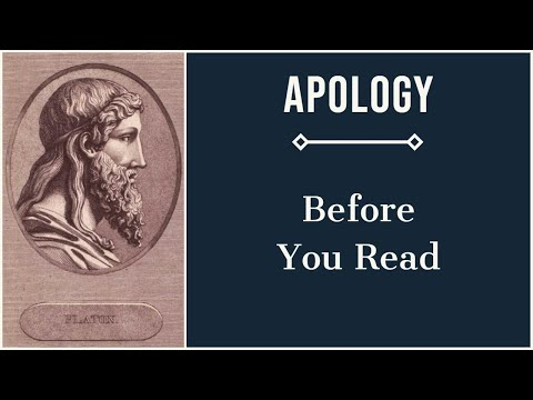 Plato's Apology: Before You Read