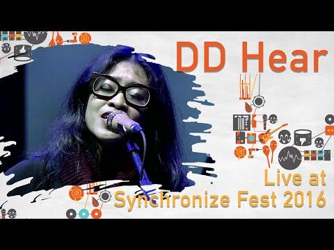 DDHEAR Live at Synchronize Fest - 28 Oktober 2016