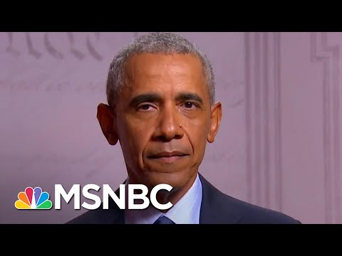Nicolle Wallace: Obama Laid Bare His Despair Over Trump | The 11th Hour | MSNBC