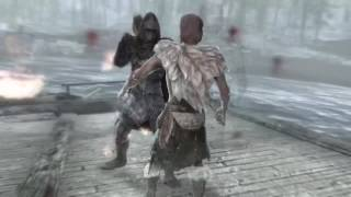 Skyrim but every time I kill a vampire the ROBLOX death sound plays