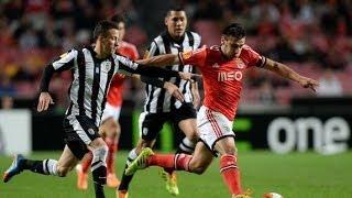 Video Gol Pertandingan Benfica vs PAOK