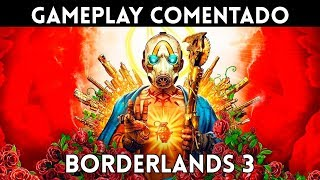 GAMEPLAY español BORDERLANDS 3 en directo (PC, PS4, Xbox One) JUGAMOS 2 horas al nuevo Borderlands