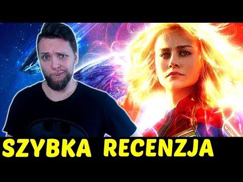 Kapitan Marvel ★SzybkieRecenzje