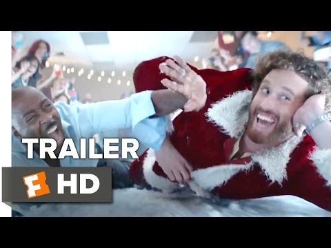 Office Christmas Party Official Trailer 2 (2016) - Jennifer Aniston Movie