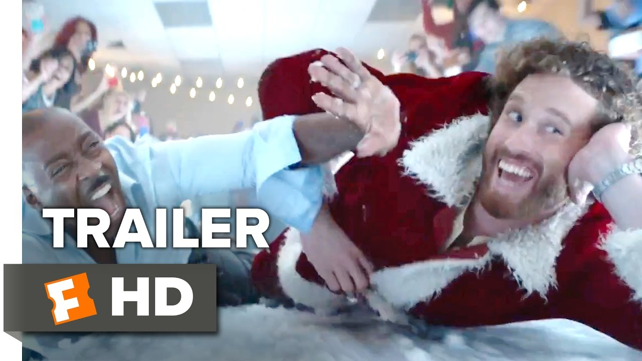 Office Christmas Party Official Trailer 2 (2016) - Jennifer Aniston ...