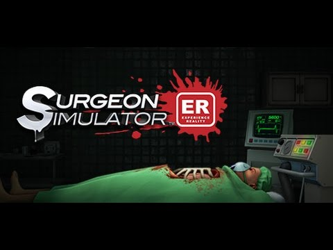 Surgeon Simulator Anniversary Edition How to ... - YouTube