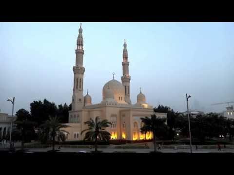 Dubai Jumeirah Mosque 2012