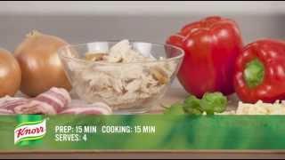 Smokey Mac & Cheese Pasta  Knorr Chef Einav