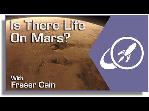 Is There Life on Mars? The Story of the Search for Life on Mars
