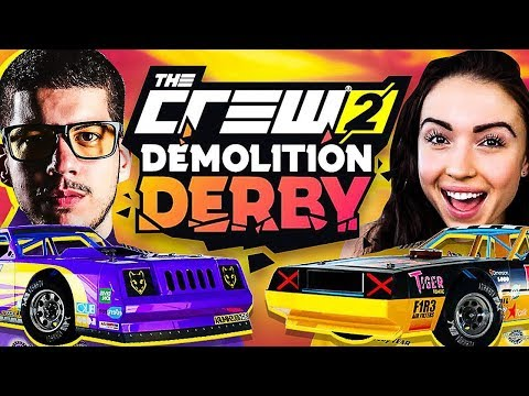 DEMOLITION DERBY!! (The Crew 2)