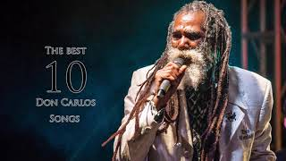 Gambar cover The Best 10 - Don Carlos