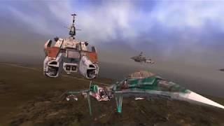 Echelon (2001) - combat gameplay