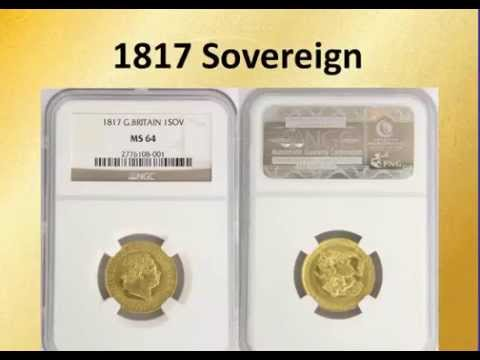 Greg Halloway - Sovereigns The Only World Coins - Part 6