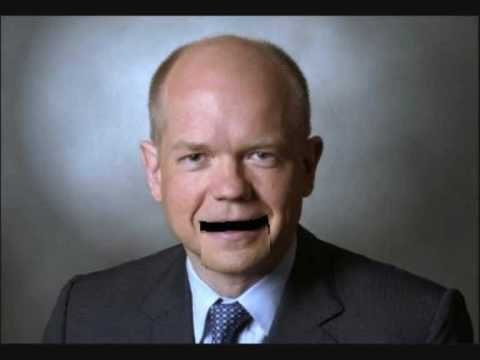 william hague sings star wars