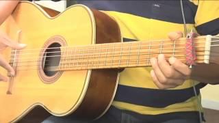 Un nuevo amor - Tranzas - Como tocar en guitarra