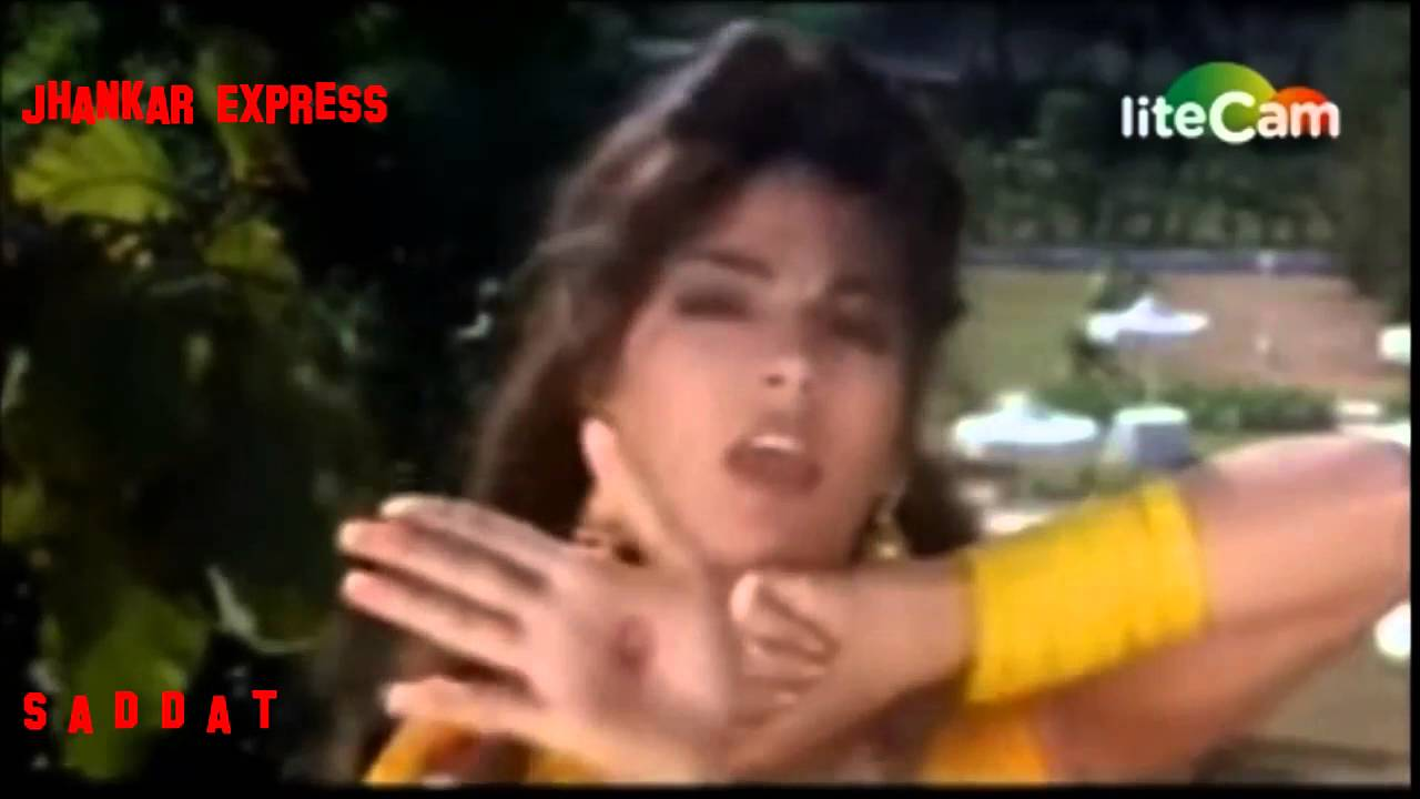 Dil Pe Hai Tera Naam Jhankar Hd Pyar Ka Rog 1994 Song Frm Ahmed Youtube