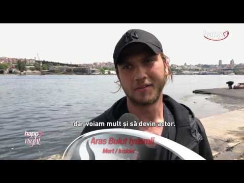 """Happy Cooltural Interviu cu Aras Bulut, protagonistul din ,,Insider"""""""