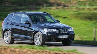 BMW X3 xDrive 35d 313 ch (+ sound)