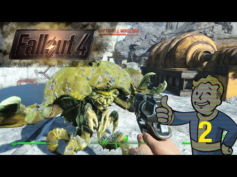 Let's Play - Fallout 4 Part 2 - TroVNut, plumber extraordinair (FullHD Edit Version)