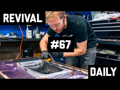 Final Finishes of our BMW prototype, Anodizing, Machining and screwing up! // Revival Daily #67