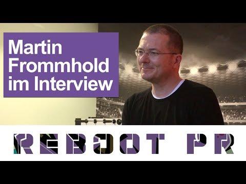 BLOGPOST: PR-Hackathon REBOOT PR: Martin Frommhold über agile Ideenentwicklung und Hackathons