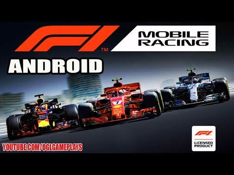 F1 Mobile Racing Android Release Gameplay