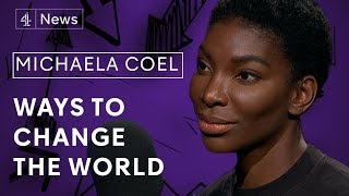 Michaela Coel on falling out of love with Christianity, Chewing Gum and avoiding stardom