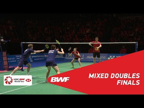 XD | LAMSFUSS/HERTTRICH (GER) [1] vs ELLIS/SMITH (ENG) [7] | BWF 2018
