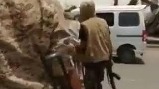 حملة أمنية واسعة في #عدن لمنع حمل #السلاح وإزالة العشوائيات