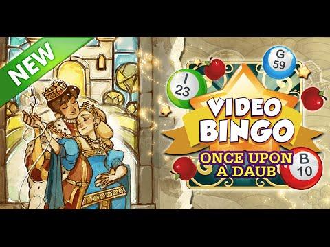 Video Bingo: Once Upon A Daub
